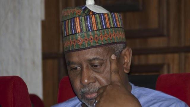 $2.2 Billion Arms Deal: Sambo Dasuki to call Jonathan as witness