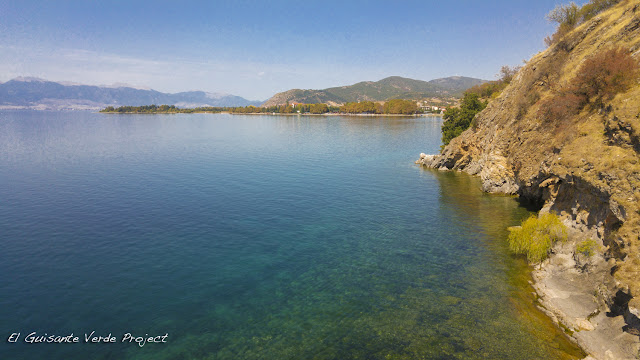 Aguas Transparentes del lago de Ohrid - Macedonia por El Guisante Verde Project