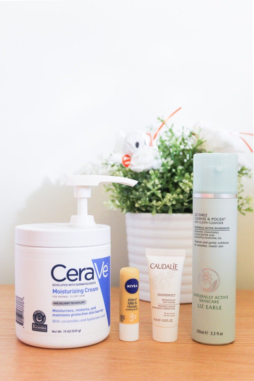 skin care favorites