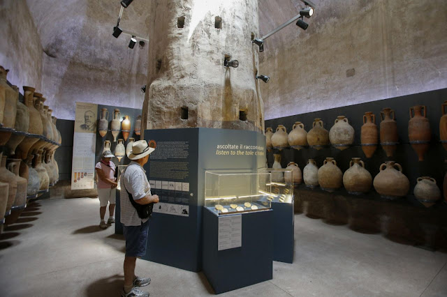 'Made in Roma' at the Trajan's Markets site in Rome