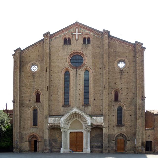 Basilica di San Francesco (Basilica of Saint Francis), Piazza Malpighi, Bologna