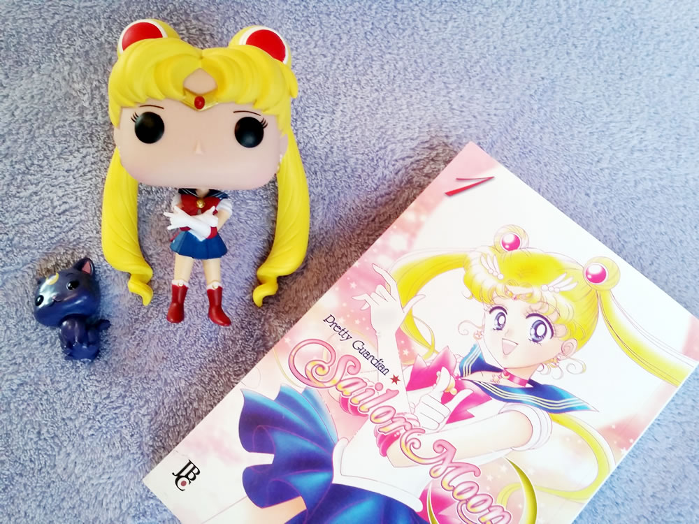 Funko Pop Sailor Moon Luna