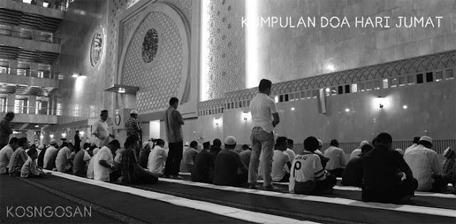 Kumpulan Contoh Doa Hari Jumat Untuk Status dan Story