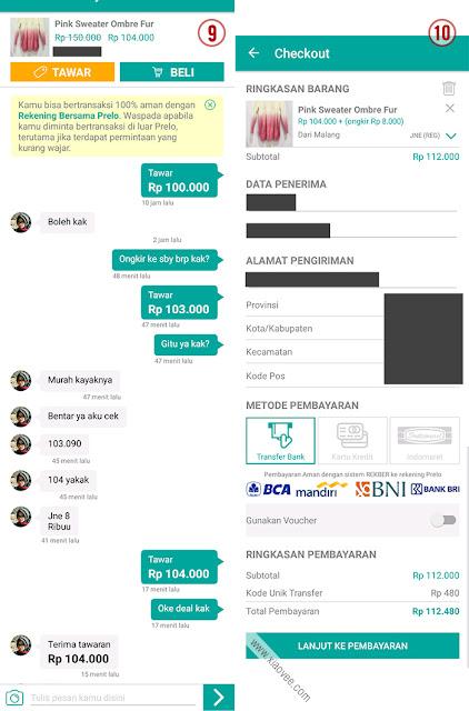 Pengalaman belanja di Prelo, Pengalaman beli barang di Prelo, Pengalaman jual barang di Prelo, Pengalaman jualan di Prelo, Review Prelo, Review aplikasi jual beli Prlo, Review shopping application Prelo, Review Marketplace App Prelo
