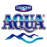 Logo Danone Aqua