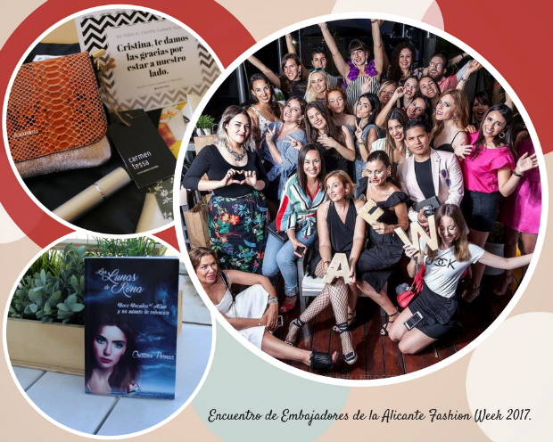 Alicante Fashion Week encuentro embajadores