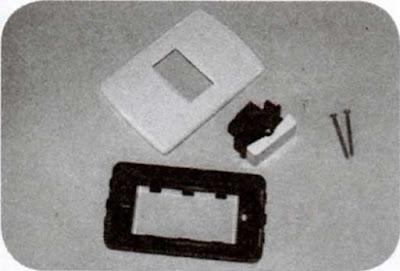 Instalaciones eléctricas residenciales - Partes de un apagador