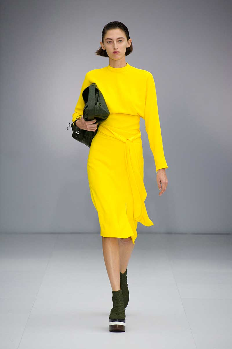 Fashion Trends in Yellow Dress 2017