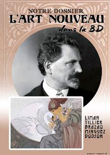 BLANDICE un dossier spécial sur l'Art Nouveau