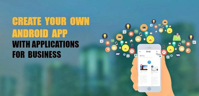 How to create Android applications? How to start?