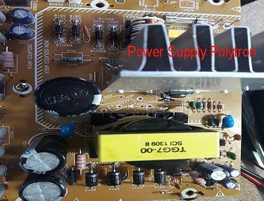 tutorial memperbaiki speaker aktif polytron xbr yang rusak tehnomac