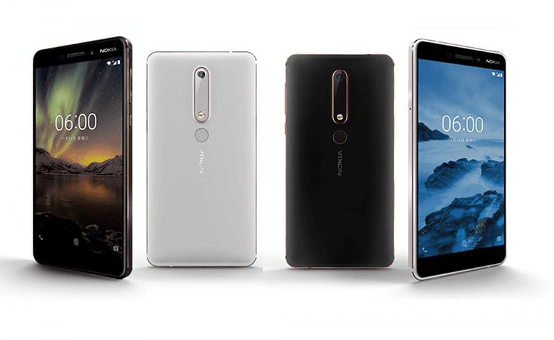 Nokia 6 2018 Edition