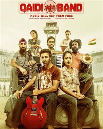 Qaidi Band 2017 Hindi 480p DVDRip 350mb