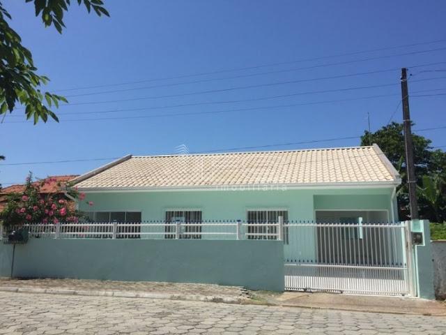 ENC: 1375 - Casa 2 dormitórios - Perequê - Porto Belo/SC