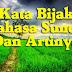 Kata Bijak Bahasa Sunda Dan Artinya