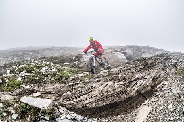Mountainbike Tour Brenner: Wolfendorn MTB