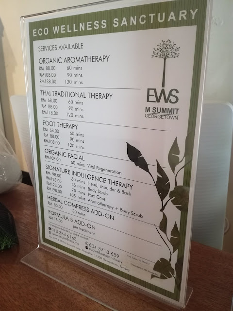 Manjakan Diri Di Eco Wellness Sanctuary Pulau Pinang