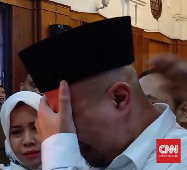Terkapar, Ahmad Dhani Ngedrop Sampai Diinfus di Penjara