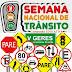 Semana Nacional de Trânsito contará com palestras e debates em escolas do Agreste