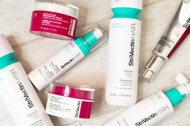StriVectin Skincare and Hair Review
