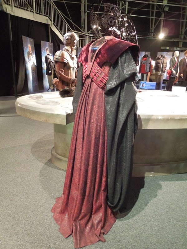 Doctor Who The Day of the Doctor Time Lord High Council robes