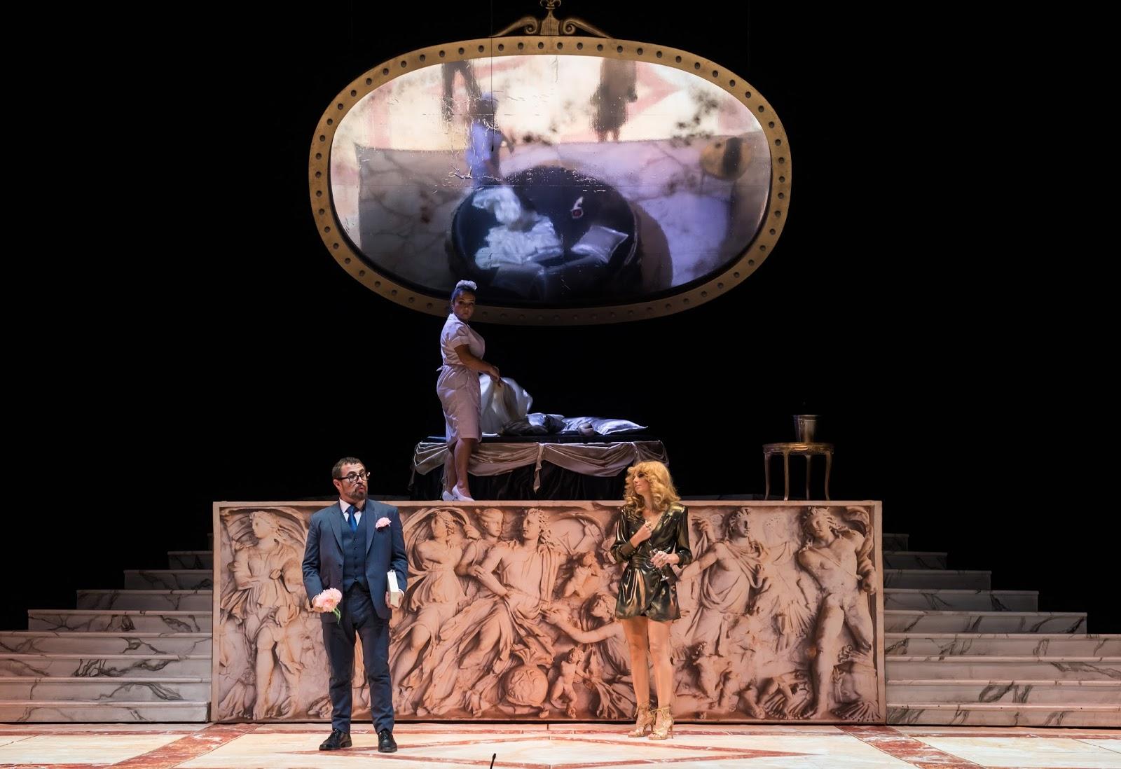 Opera, teatro, danza y cine... desde hoy: abril 2017