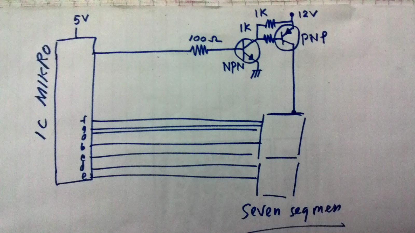 Membuat jam digital dengan seven segmen besar 9 v blog edukasi proses pembuatan jam digital dengan seven segmen gedhe ccuart Image collections