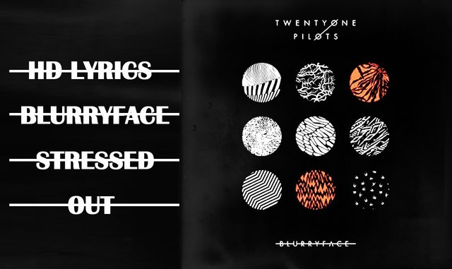 TWENTY ONE PILOTS Heavy Dirty Soul Lyrics