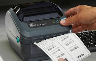 Zebra Printer GK420D Software