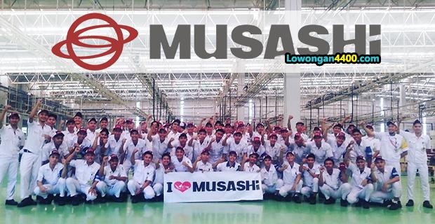Lowongan Kerja Engineering PT. Musashi Auto Parts Indonesia 2018