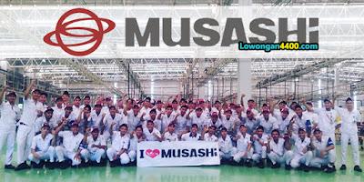 Lowongan Kerja Engineering PT. Musashi Auto Parts Indonesia 2020