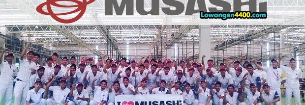 Lowongan Kerja Engineering Pt Musashi Auto Parts Indonesia 2021