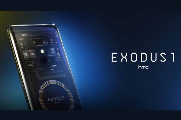 HTC 'EXODUS 1' launched as World's first Blockchain phone