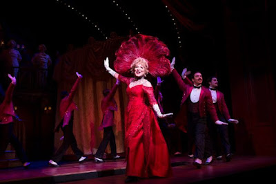 "Bette Midler in ""Hello, Dolly!"" on Broadway"