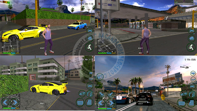 GTA 5 Mobile Apk Data Full Mod Terbaru