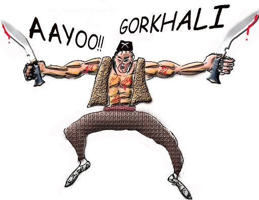 Aayoo Gorkhali by Gyanuraja97