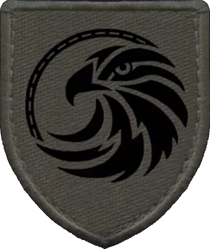 Нарукавна емблема 47-ї окремої дорожньо-комендантської бригади