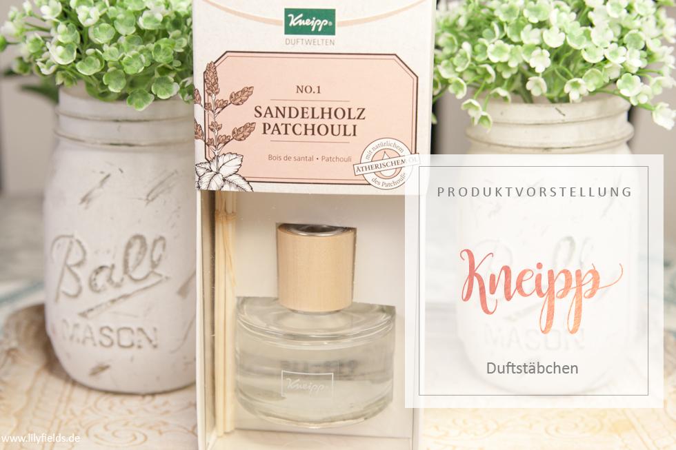 Kneipp - Duftwelten Duftstäbchen - Sandelholz -Patchouli