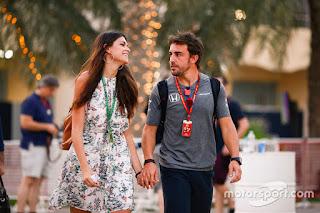 Partner Profession Fernando Alonso C A C C S Girlfriend Linda Morselli