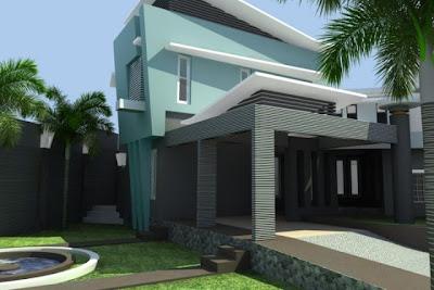 contoh gambar rumah sederhana - desain gambar furniture