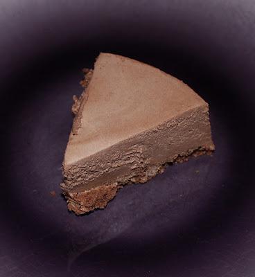 Daiya Chocolate Cheezecake