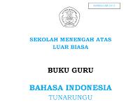 Buku Guru - Mata Pelajaran B. Indonesia Kelas 10 SMALB Tunarungu