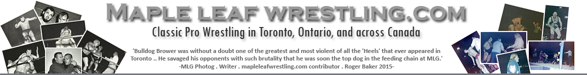 Maple Leaf Wrestling