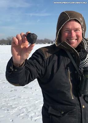 Látványos meteorithullás Michiganben