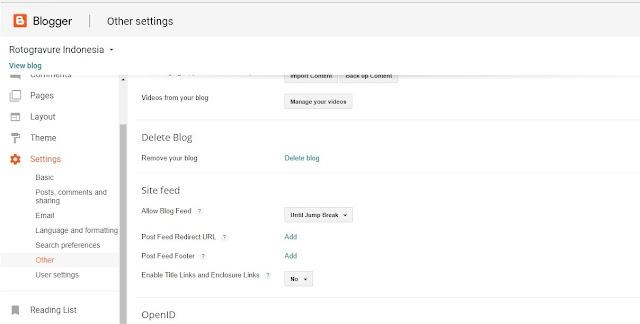 2 Tips Cara Mengatasi Not Image Available Gambar Thumbnail Tidak Muncul di Blogger