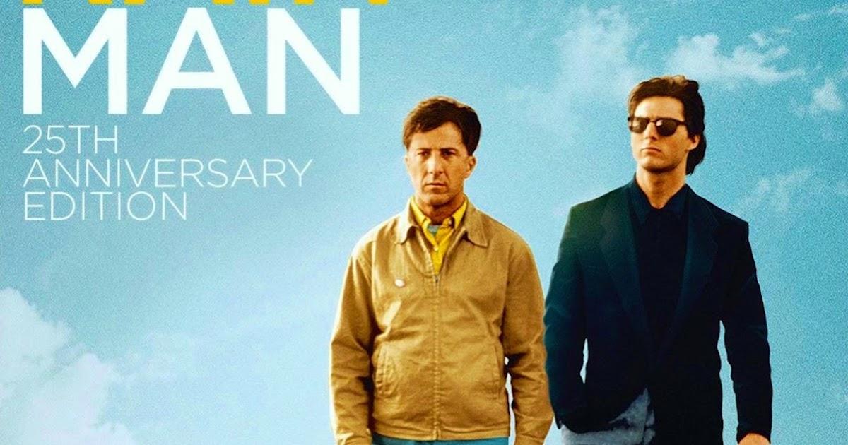 Rain Man Blu Ray Reissue Ua 1988 Mgm Fox Home Video