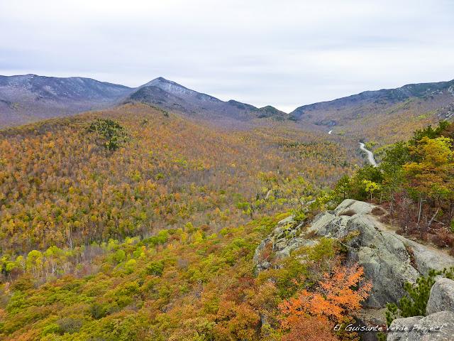 Otoño en Adirondack, NY por El Guisante Verde Project