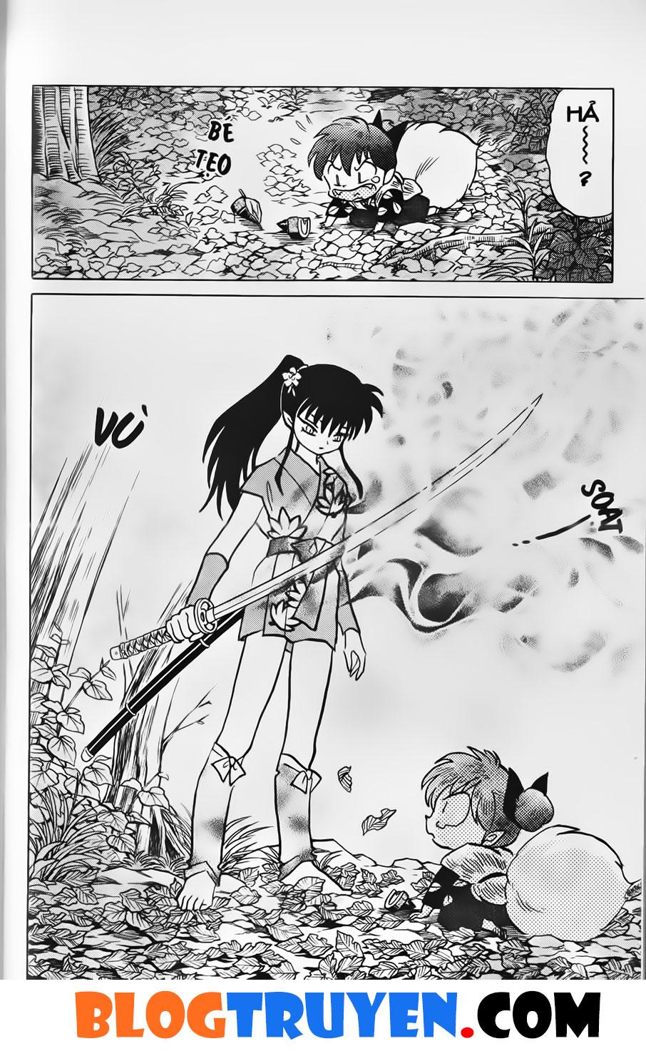 Inuyasha vol 39.5 trang 13
