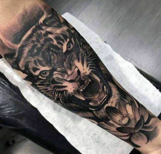 1200 Tatuajes Para Hombres 2018fotos