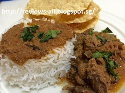 Chicken Liver Curry Recipe